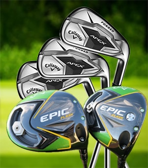 Callaway Apex 2019 + Epic Flash